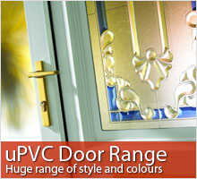View the range of uPVC Door Range