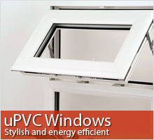 Click for more information about our uPVC windows