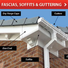Read more about our Fascias, Soffits and Guttering