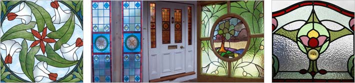 Examples of Stained Glass